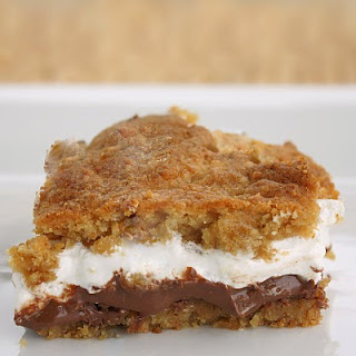 S'mores Bars.