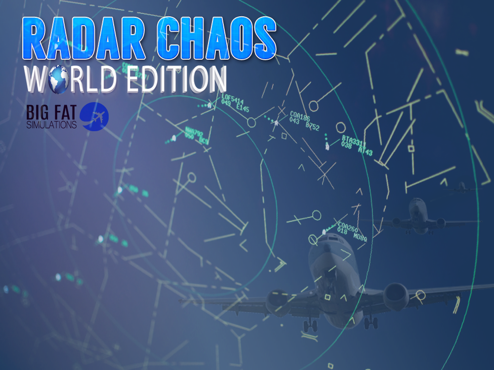 Radar Chaos: World Edition- screenshot
