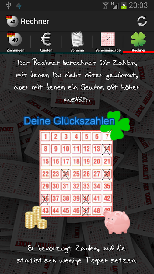 Lotto Extra Auslosung