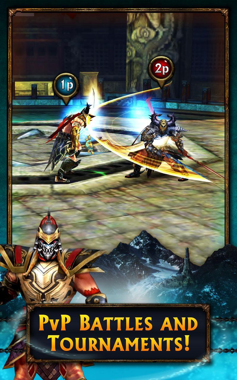 ETERNITY WARRIORS 2 screenshot #2