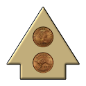 Two-up Spinner icon