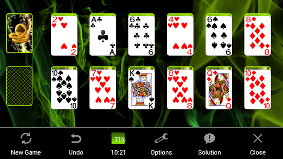Doublets Solitaire - náhled