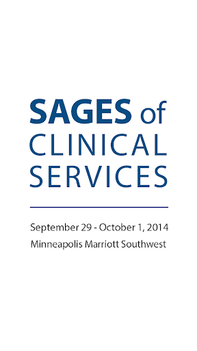 2014 SAGES of Clinical Service
