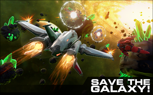 ARC Squadron: Redux- screenshot thumbnail