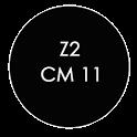 Z2-CM 11/MAHDI Black Theme icon