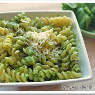 Spinach Pesto Recipe Plus Top 3 Sources of Iron for Kids.