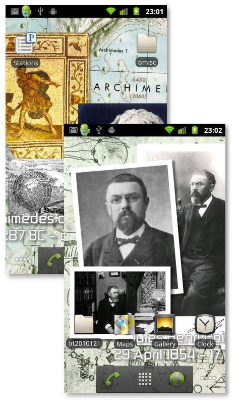 Pi Day w/ Great Mathematicians- screenshot