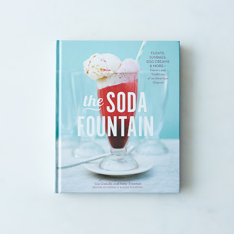 The Soda Fountain Book, Signed Copy