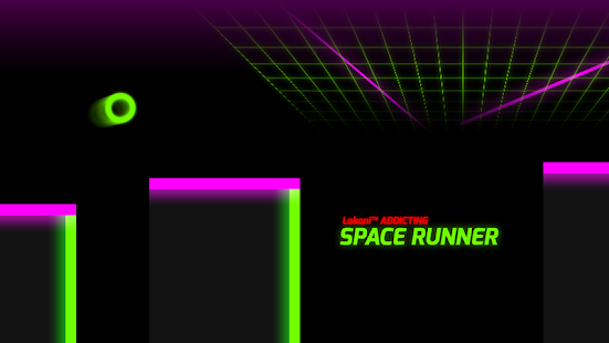 Lokani™ Addicting Space Runner - screenshot thumbnail