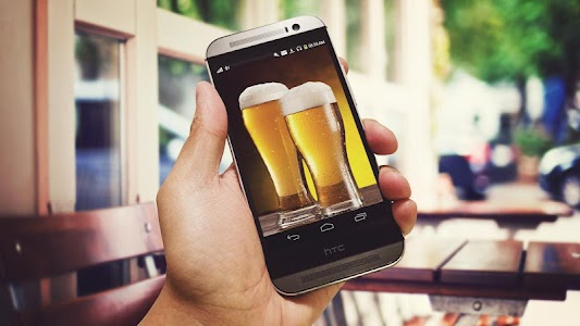 Beer HD Livewallpaper screenshot 4