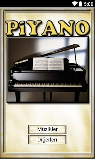 Etkileyici Piyano Zil Sesleri
