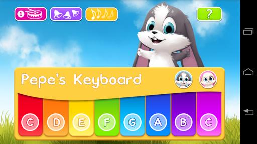 My Schnuffel Keyboard