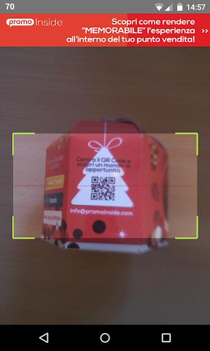 QR Code Reader CentraeScopri