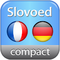 French <-> German dictionary logo
