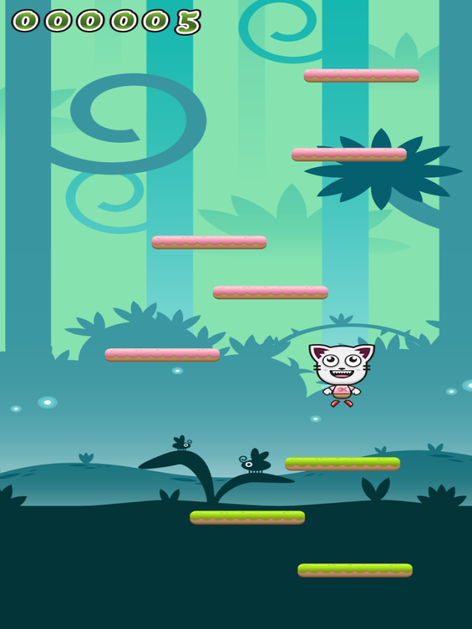 Jungle Jumpers - screenshot