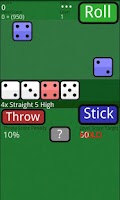 Screenshot of Dice Game Pro