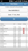 Screenshot of Indian Rail / Train - eRail.in