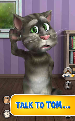 Screenshots for Talking Tom Cat 2 Free