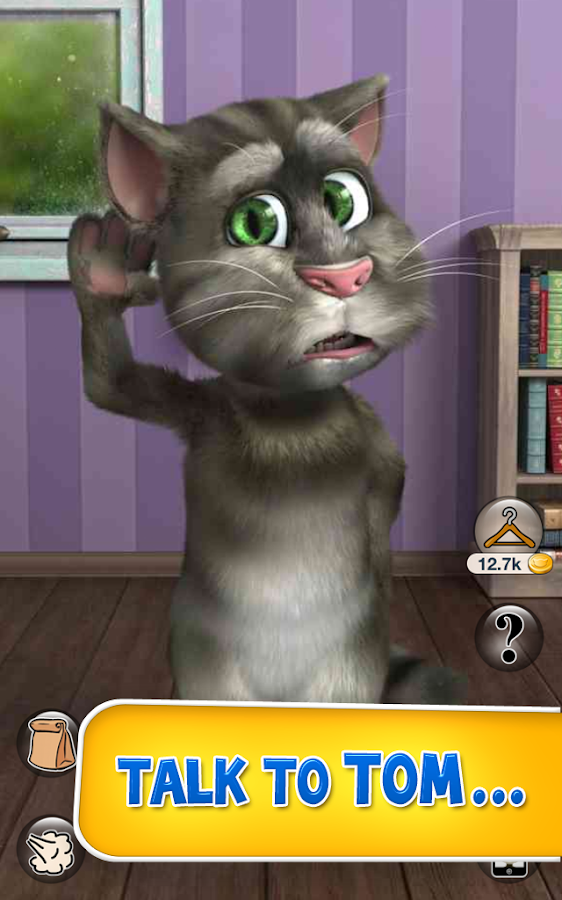 Talking Tom Cat 2- screenshot