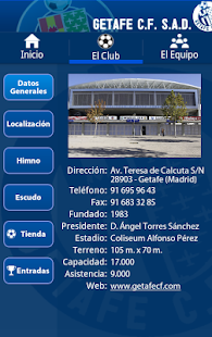 Getafe C.F.- screenshot thumbnail