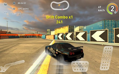 Real Drift Car Racing Free Screenshot 4