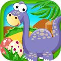 Baby Game : Dinosaur ABC Learn icon