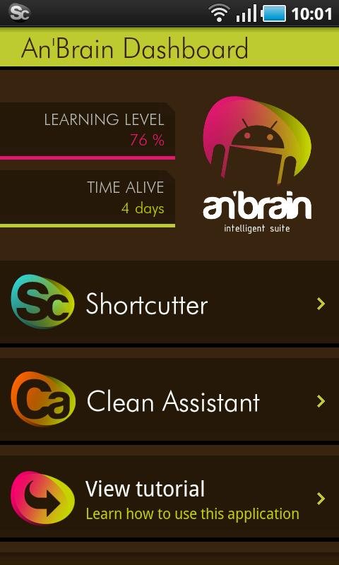An'Brain - Shortcutter - screenshot