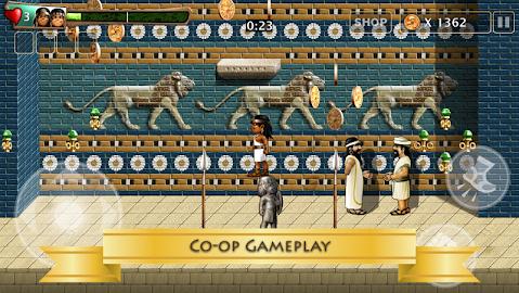 Babylonian Twins Platform Game Screenshot 5