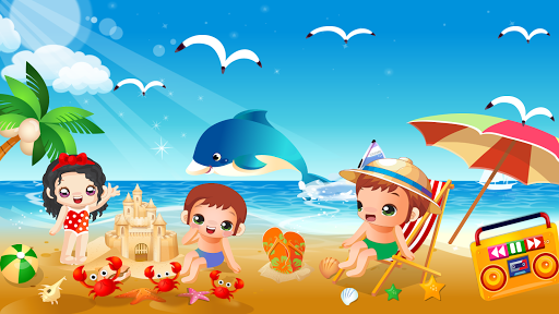 Beach Party for Kids
