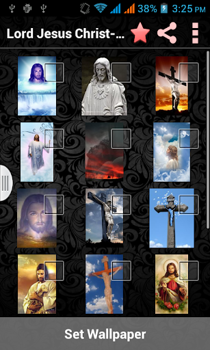 Lord Jesus - Live Wallpaper