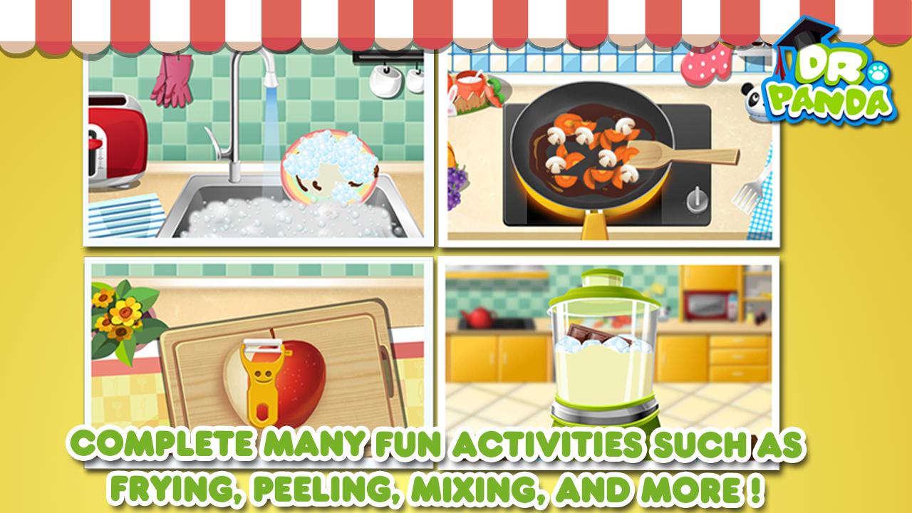 Dr. Panda's Restaurant - Free - screenshot