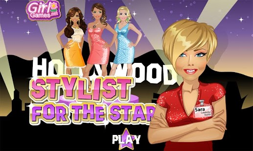 Stylist for the Stars - screenshot thumbnail