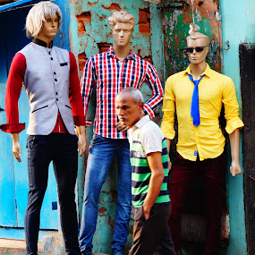 Style statement by Caesar Jees - People Street & Candids ( abstract, kolkata, street, men, people, portrait, city )