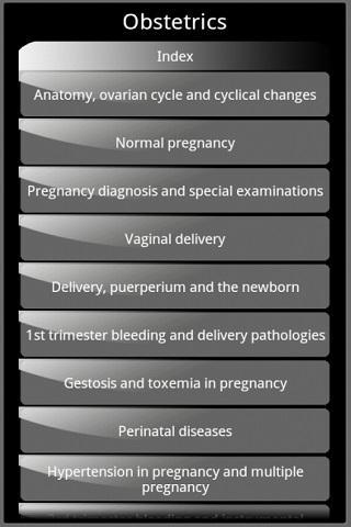 【免費醫療App】Obstetrics-APP點子