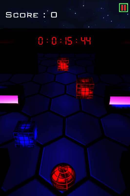 FX Throw Rush- screenshot