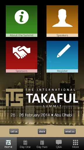 International Takaful Summit