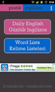 Pratik İngilizce- screenshot thumbnail