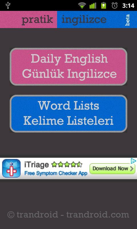 Pratik İngilizce- screenshot