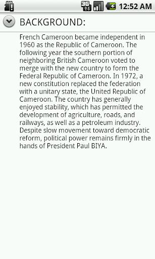 【免費娛樂App】Cameroon Facts-APP點子