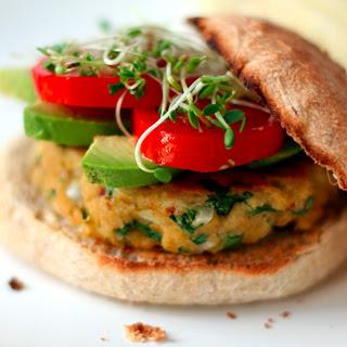 Ultimate Veggie Burger