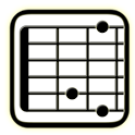 GChord  (Guitar Chord Finder) icon