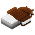 Ice Cream Sandwich (theme) logo