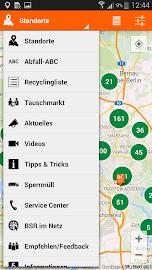 Abfall-App | BSR Screenshot 1