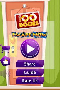100 Doors Escape Now 2