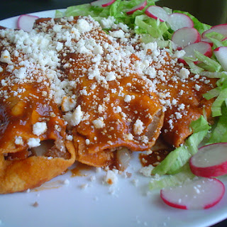 Sweet Enchiladas
