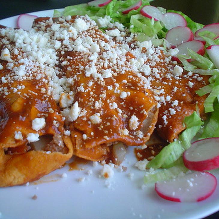 Sweet Enchiladas