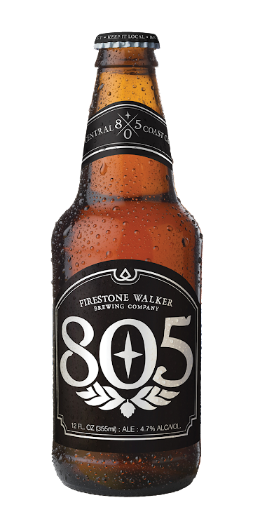 805 Blonde Ale from Firestone Walker Brewing Company - Available near you -  TapHunter