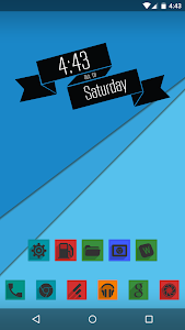 Squarify Icon Pack v1.01