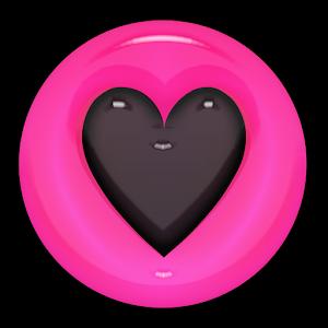 THEME - Pink Heart Halo