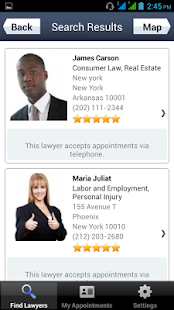 Book Lawyers- screenshot thumbnail